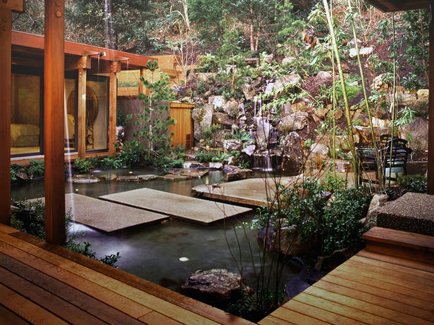 Asian | Outdoors : Designers' Portfolio : HGTV - Home & Garden ...