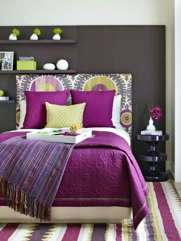 purple grey guest bedroom bedroom designs decorating ideas