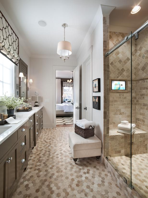 HGTV Smart Home 2014 Master Bathroom